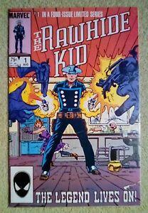 Rawhide Kid #1 (Aug 1985, Marvel) 6.0 FN
