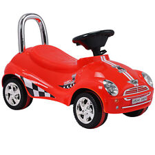 Kids Ride On Push Car Gliding Scooter Toddler with Sound & Light Christmas Gift