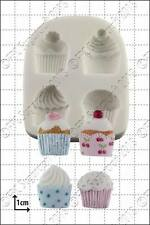 Silicone mould Cupcakes | Food Use FPC Sugarcraft FREE UK shipping!