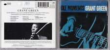 Grant Green -Idle Moments- CD Blue Note near mint