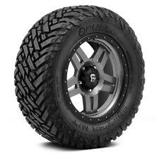 1 New Fuel Mud Gripper Mt Lt395x50r24 Tires 3955024 395 50 24