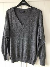 M&S Collection V Neck Jumper Size 12