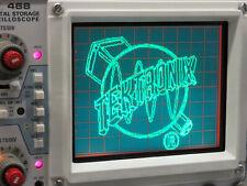 TEKTRONIX 468 Digital Storage Oszilloskop Digitalspeicher 100MHz / Tastköpfe