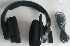 Logitech G533 Wireless Gaming Headset - Schwarz Mikro defekt