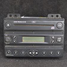 Ford Fusion CD Radio Unit 2S61-18C815-AE 2S6118C815AE