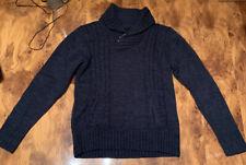 Mens Knit Jumper Sweater Sweatshirt Size Medium