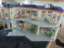 Playmobil 4404 Hospital Massive set With Box & Instructions People Furniture Etc