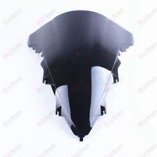 ABS Plastic Windshield Windscreen For Yamaha YZF R1 2009-2014 2010 Black KN