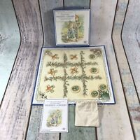 RARE THE WORLD OF BEATRIX POTTER PETER RABBIT NOUGHTS AND CROSSES GAME