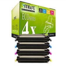 4x ECO Toner für Canon IR-C-1021-i IR-C-1028-iF IR-C-1028-i IR-C-1021-iF
