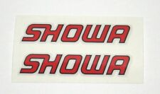 SHOWA DECALS STICKERS for SHOCK FORKS DUCATI 748 916 996 998