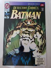 BATMAN in DETECTIVE COMICS #666 (1993) DC COMICS KNIGHTFALL Part 18 BANE!
