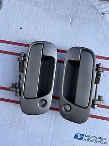 97-01 Honda Prelude Door Handle Set