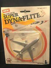 Zee Toys Vintage 1982 Super Dyna-Flites Douglas Dc-10 American Airlines