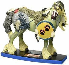 Westland Giftware Horse of a Different Color Figurine, Wolf Spirit