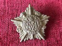 Guards Machine gun Battalion Cap Badge Reproduction 22/5