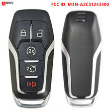 Remote Smart Prox key case for Ford Fusion Explorer edge Mustang M3N-A2C3124330