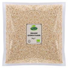 Organic Quinoa Flakes 3kg Certified Organic