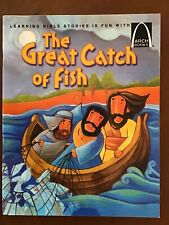Book - The Great Catch of Fish by Lisa Konzen (Paperback / softback) ~ MBC