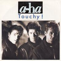 "a-ha 7"" Touchy! - France (VG+/EX+)"