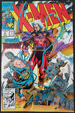 X-Men #2 (Vol 2 1991) NM 9.4-9.6 Jim Lee Unread Magneto Triumphant!