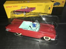 Dinky Toys Atlas De Agostini 555 cabriollet ford thunderbirld