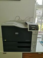 HP CP5225 A3 and A4 Colour Laser Printer with Toner / Duplex Network