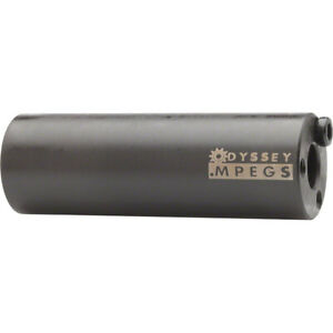 Odyssey MPEG 14mm Black Pegs With 3/8-in Adaptor