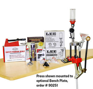 Lee 90304 Classic Turret Press Kit Complete Reloading Kit