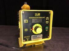 Milton Roy LMI Metering Pump  B931-468SI 4.5 GPH  50 PSI  120 Volts 50/60 HZ #1