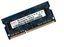 2GB DDR3 Netbook 1333 Mhz RAM SODIMM MEDION Akoya E1229 - N2600 Samsung Original