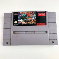 Super Nintendo SNES Street Fighter II 2 Tested & Working Authentic Free Shipping