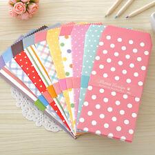 Colorful Envelope Small Gift Craft Envelopes for Letter Invitation JR