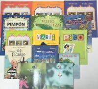 Espanol Santillana 1 Set of 14 Readers High School Spanish