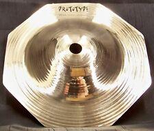 "Sabian Prototype AA 6"" ROCKTAGON Cymbal/Brand New-Warranty/97 Grams/RARE"