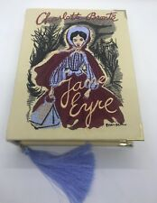 Hand made book clutch Jane Eyre(Olympia Le Tan inspired)