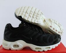 online store 3d53f c57f9 NIKE AIR MAX PLUS BR BREATHE ANTHRACITE-BLACK-WHITE SZ 7.5  898014-