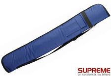 Housse standard Prince bleue 87cm pour queue canne billard