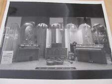 1965 WURLITZER PIANO ORGAN WINDOW DISPLAY 8 X 10 NEW YORK ITALIAN PROV.  PHOTO