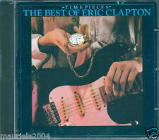 Eric Clapton. Time Pieces The Best (1982) CD NUOVO SIGILLATO Cocaine Layla