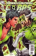 Green Lantern Corps #62