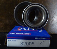 BRAND NEW ABI FRONT WHEEL BEARING AND RACE SET 32005 FITS 1976-1985 PEUGEOT