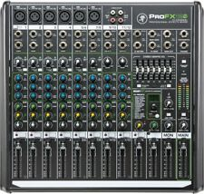 Mackie ProFX12v2 - Mixing Desk - 12-Channel Mixer with Effects / FX ProFX12 v2