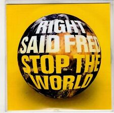 (GS152) Right Said Fred, Stop The World - 2011 DJ CD
