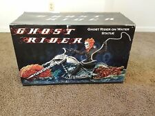 Brand New Marvel Ghost Rider Statue - Gentle Giant - Diamond Select