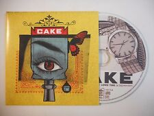 CAKE : LONG TIME ♦ CD SINGLE PORT GRATUIT ♦