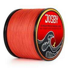 Fishing Line 4 Strands 1000M PE Braided Wire Materials Smoother Coating Layer