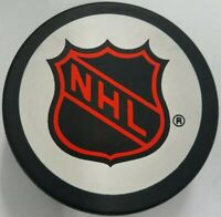 NATIONAL HOCKEY LEAGUE  NHL MADE IN SLOVAKIA HOCKEY PUCK BUDWEISER AD