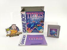 "Nintendo Gameboy Classic Spiel "" Tetris "" Ovp   Pal   NOE   Game Boy"