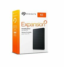 Seagate Expansion 1TB External Hard Drive Memory Storage 1 TB USB Portable Disk